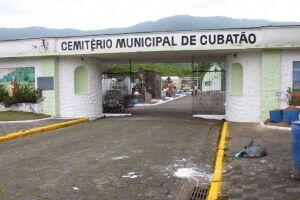 Toda a malha viária interna do Cemitério Municipal será recapeada