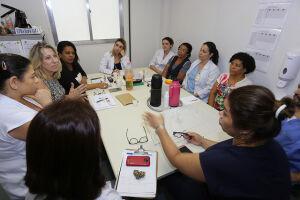 Guarujá capacita profissionais para implantar classificação de risco na UPA Enseada