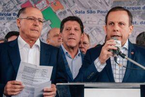 Geraldo Alckmin chamou João Doria (PSDB) de 'traidor'