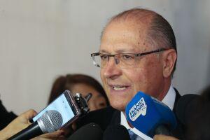 Alckmin ganhou apoio do MDB nesta reta final
