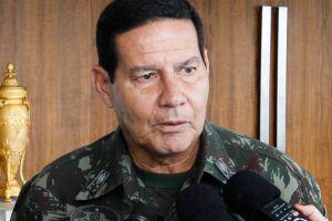 General Hamilton Mourão é o vice na chapa de Jair Bolsonaro (PSL)