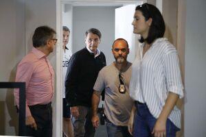 Bolsonaro é capitão reformado do Exército