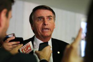 Jair Bolsonaro (PSL) criou uma corrida de apoios a ele no segundo turno