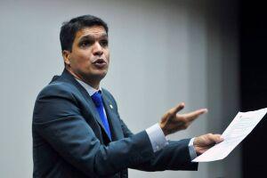 Cabo Daciolo entrou na Justiça para participar do debate na TV Globo