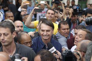 Jair Bolsonaro (PSL) pretende participar de debates presidenciais