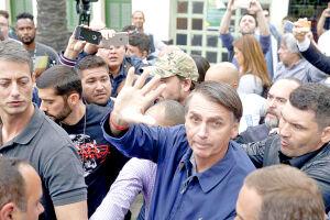 De acordo com Jair Bolsonaro, visitar a Região Nordeste do país está em seus planos de campanha para o segundo turno, caso receba a liberação médica.