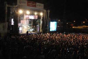 Artistas renomados da música nacional estarão no Kartódromo Municipal
