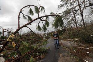 O Michael, que tocou a terra como um furacão de categoria 4, foi a tempestade mais violenta a atingir a Flórida em 80 anos