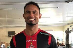 O goleiro Bruno Fernandes das Dores e Souza, 33 anos.