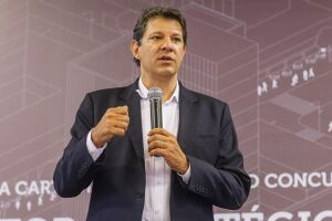 A campanha de Fernando Haddad no Nordeste foi menos intensa no segundo turno
