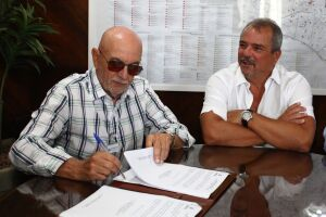 TRIMMC foi assinado entre a Prefeitura e a empresa Transbrasa