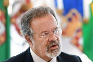 O ministro da Segurança Pública, Raul Jungmann.