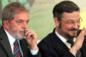 Antonio Palocci foi ministro dos governos Lula e Dilma