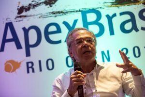 Paulo Guedes afirmou que ainda não começou a tratar de nomes para chefiar as estatais