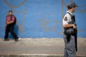 O fuzil, de uso permanente da PM em operações específicas, será utilizado no policiamento ostensivo e preventivo