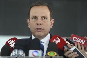 João Doria (PSL) deve visitar Jair Bolsonaro (PSL) nesta sexta-feira (12)