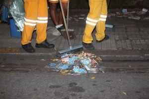 O serviço de varrição na Cidade será intensificado