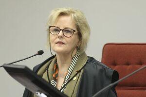 Rosa Weber foi ofendida no vídeo divulgado nas redes sociais