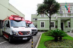 Só este ano foram entregues três ambulâncias novas para a Cidade