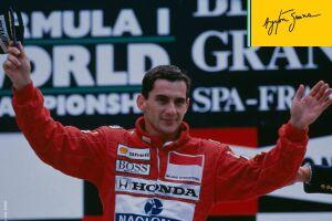 Há 30 anos, Senna conquistava 1º título e status de herói com vitória épica