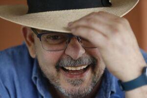 O psicólogo, escritor e ativista da causa LGBT João W. Nery.