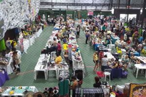 4º Mega Bazar Solidário da Primavera na União Imperial