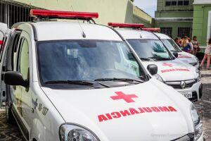 Veículos também são destinados para a locomoção de pacientes acamados ou com mobilidade reduzida