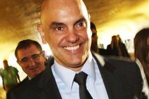 O ministro do STF (Supremo Tribunal Federal) Alexandre de Moraes.