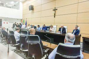 A audiência pública foi realizada na última quarta-feira (28), na Câmara de Vereadores de Guarujá