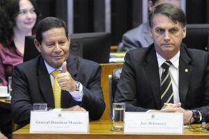 Mourão afirmou que será responsável pelo monitoramento das atividades do governo