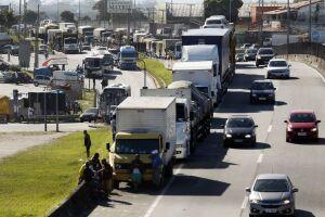 Paralisação dos caminhoneiros em maio garantiu tabelamento do frete