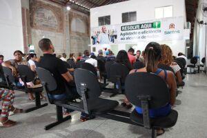 Oito vagas de emprego estão disponíveis no Centro Público de Santos
