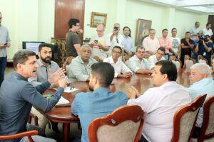 O projeto foi apresentado em coletiva de imprensa realizada na manhã de ontem na Prefeitura