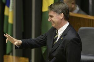 Jair Bolsonaro disse que considerava 'normal' as respostas transmitidas pelas empresas