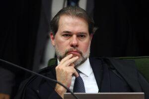 Dias Toffoli criou um grupo de trabalho voltado para a segurança pública