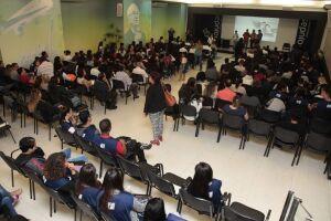 Evento foi realizado na Universidade São Judas – Campos Unimonte