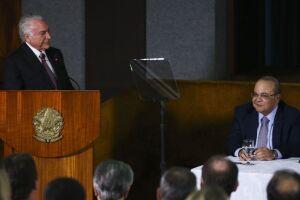 Michel Temer disse que a cultura político legislativa brasileira gera insegurança jurídica e instabilidade