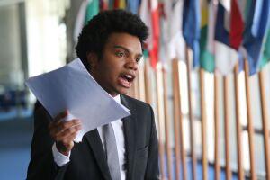 Fernando Holiday (DEM) disse que a meta é 'construir um movimento estudantil, mas que não seja apenas de militância'
