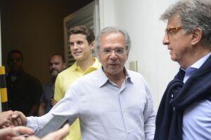 Paulo Guedes escolheu o economista Rubem Novaes para presidir o Banco do Brasil