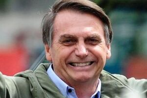 O presidente eleito, Jair Messias Bolsonaro (PSL).