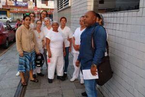 Em assembleia realizada pelo Sintercub, ontem, as merendeiras foram informadas que a cesta básica será paga na sexta-feira