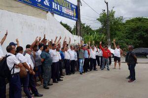 Motoristas de ônibus de Peruíbe voltaram ao trabalho na manhã de quarta-feira (28)
