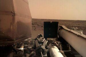 A missão de dois anos da InSight será para estudar o interior profundo de Marte