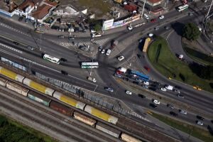 Serão necessárias alterações no viário a partir do km 63 da via Anchieta