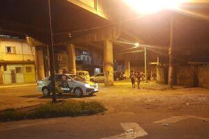 Bandido morre ao tentar assaltar PM na descida da Serra, na última madrugada (15).