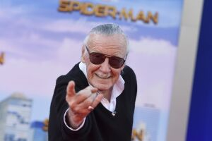 Stan Lee morreu na manhã desta segunda-feira (12), aos 95 anos