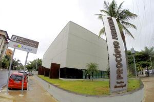O Teatro Municipal Procópio Ferreira é um dos postos de doação