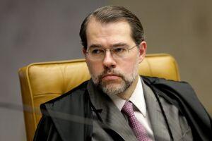 Dias Toffoli recebeu um telefonema do presidente eleito, Jair Bolsonaro (PSL), na manhã desta terça-feira (13)