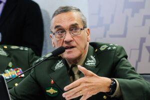Eduardo Villas Bôas elogiou a escolha do general da reserva Fernando Azevedo e Silva