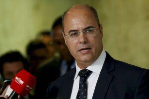 O governador eleito do Rio de Janeiro, Wilson Witzel